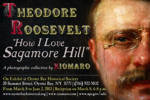 Theodore Roosevelt by Xiomaro