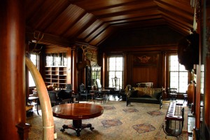 "Theodore Roosevelt's famed ""North Room"" by Xiomaro"
