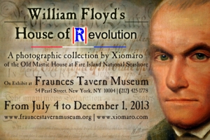 William Floyd's House of Revolution at Fraunces Tavern Museum
