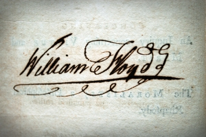 William Floyd's Signature