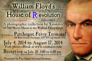 Xiomaro - William Floyd's House of Revolution