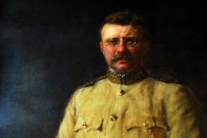 "Theodore Roosevelt:  ""How I Love Sagamore Hill"" by Xiomaro"