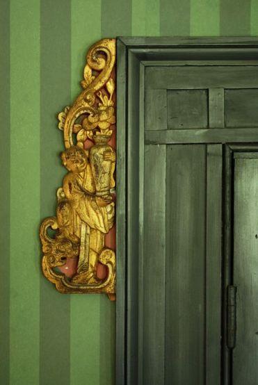 Closet Door After Restoration