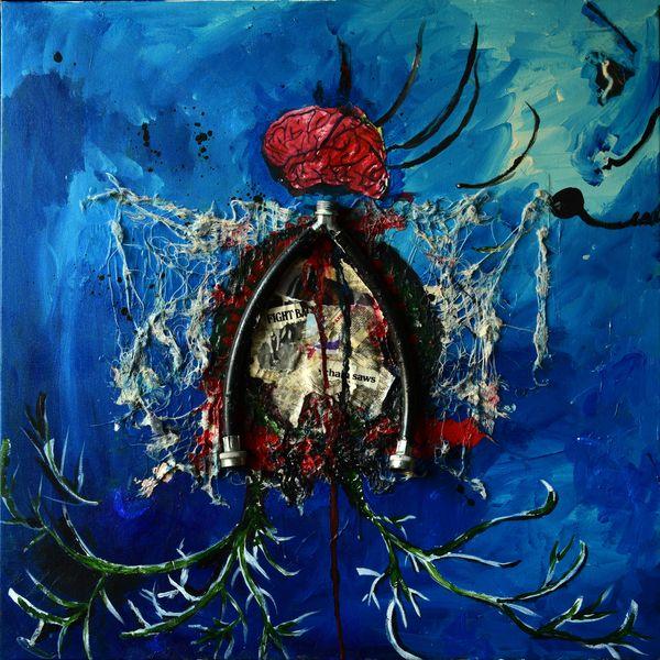 Jessica Dieguez-My Iron Lung