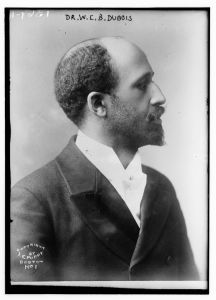 W.E.B. Du Bois Lib of Cong